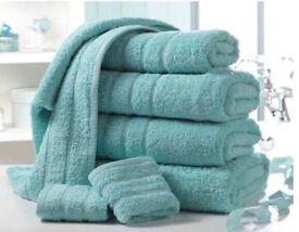 Luxury Egyptian cotton towel bale