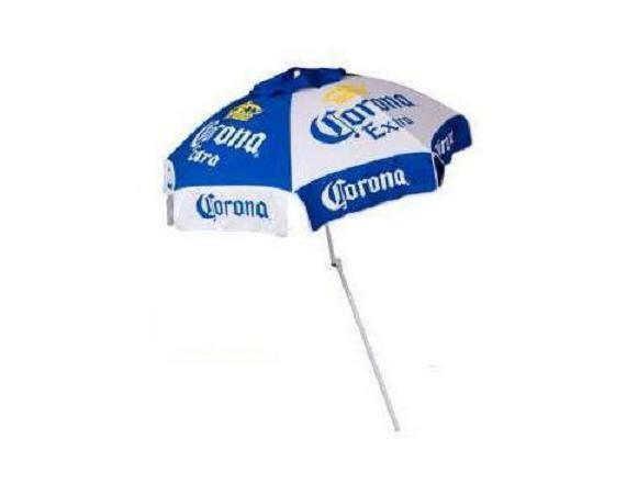 Разное CORONA EXTRA BEER UMBRELLA BEACH STYLE NEW