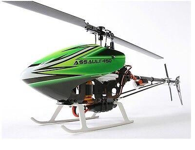 Assault 450DFC Flybarless 3D Helicopter Kit Starrantrieb