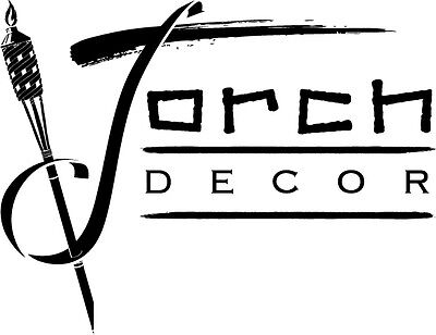 Torch Decor LLC Tiki-Style Hanger