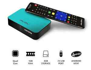 Android and IPTV boxes