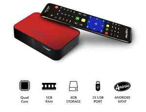 Android MXQ4K and IPTV Avov boxes