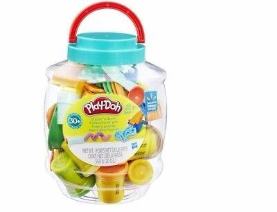 Play Doh Create N Store Bucket