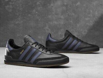 Adidas Originals Men's Jeans Fashion Trainers Black Blue Size UK 12.5  / EU 48