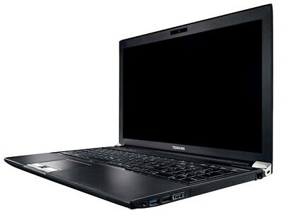 "Toshiba Tecra R950 2.70GHz i5-3340M 15.6"" Screen 320GB 8GB RAM Webcam Laptop"