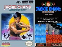 """Looking for """"Jackie Chan's Action Kung Fu"""" for Nintendo (NES)"""
