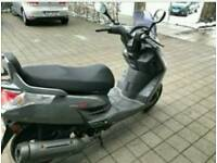 2009 kymco yager gt 125
