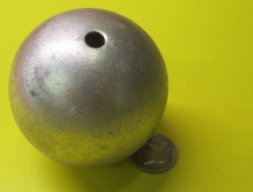 """3003 Aluminum Hollow Sphere / Balls 2.50"""" (2 1/2"""") Diameter, 1 Pieces"""