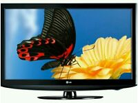 "LG 42"" LCD tv full hd 1080p built in freeview"