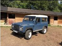 Land Rover Defender/90/110 Wanted (pre 93)