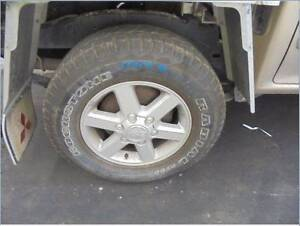 HOLDEN RODEO FACTORY WHEEL MAG, 16X7IN, RA, 03/03-10/06 (399720) Lansvale Liverpool Area Preview