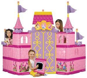 Mega Bloks Chateau prncesse Disney Princess Castle