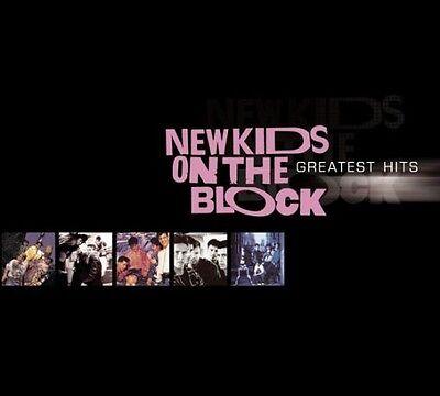 New Kids on the Block - Greatest Hits [New CD] Bonus Tracks, Sony