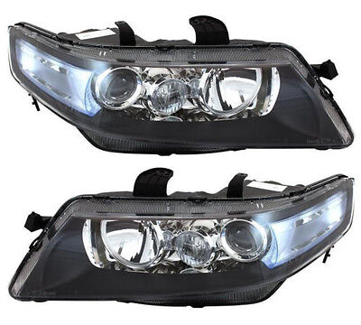 HONDA ACCORD 2005-2008 FACELIFT HEADLIGHT HEADLAMP 1 X PAIR LEFT & RIGHT SIDE