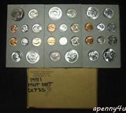 1951 Mint Set