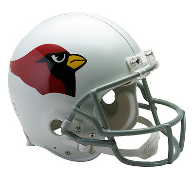 ST. LOUIS CARDINALS 1960-1987 Riddell AUTHENTIC Throwback Football Helmet NFL 1960 Authentic Throwback Helmet