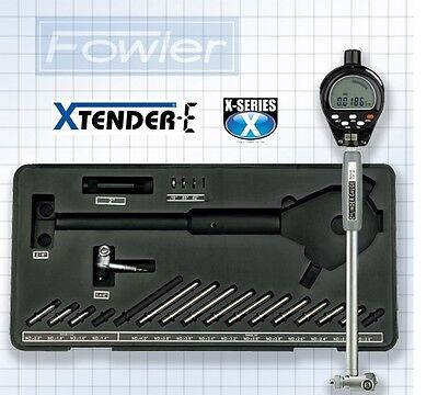 Fowler Xtender Electronic Cylinder Bore Gauge 1.4 - 6 -