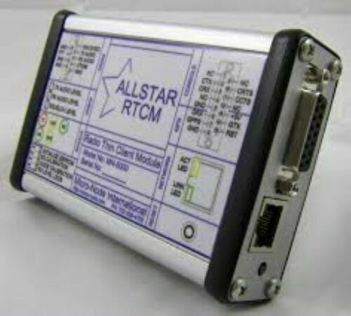 Allstar RTCM by Micro-Node - All Star Radio Think Client Module
