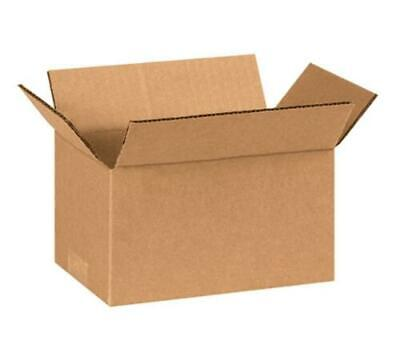 8x4x4 10pcs Cardboard Boxes Packing Mailing Shipping Corrugated Box Cartons