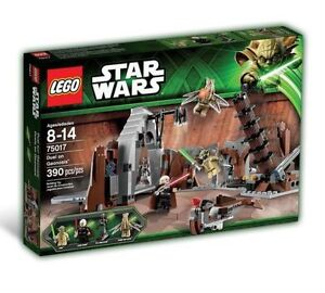 LEGO Star Wars 75017 Duel on Geonosis Set New In Box Factory Sea