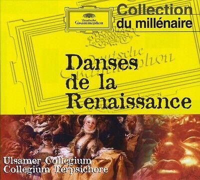 Collegium Terpsichor   Dances Of The Renaissance  New Cd  France   Import