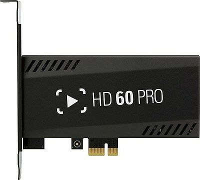 Elgato Game Capture HD60 Pro Xbox One/Playstation 4 PS4 Wii U Video Capture Card