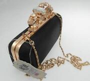 Diamante Skull Bag
