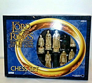 CHESS SETS: Lord of the Rings and Transformers