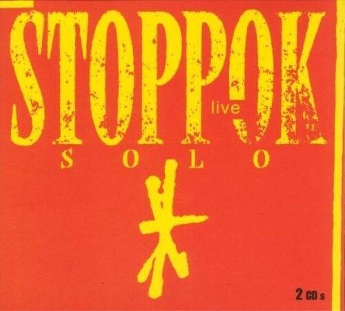 STOPPOK - SOLO (LIVE) 2 CD NEU