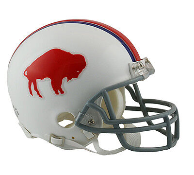 - BUFFALO BILLS 1965-1973 THROWBACK RIDDELL NFL FOOTBALL MINI HELMET NEW IN BOX