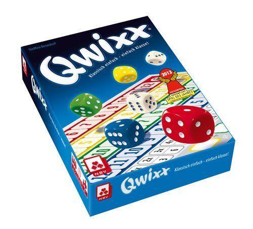 Qwixx Würfelspiel - 4015