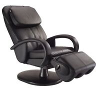 Human Touch HT_125  colour black like new $950.00