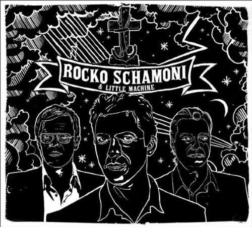ROCKO & LITTLE MACHINE SCHAMONI - ROCKO SCHAMONI & LITTLE MACHINE  CD NEU
