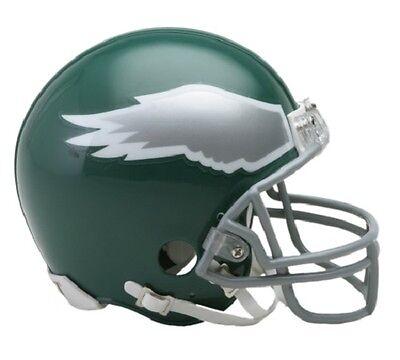 lm Helmet PHILADELPHIA EAGLES Throwback 1974-95 OVP Riddell (Nfl Eagles Helm)
