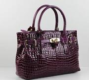 Womens Purple Bags