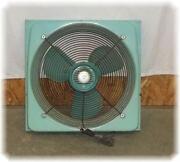 Metal Box Fan