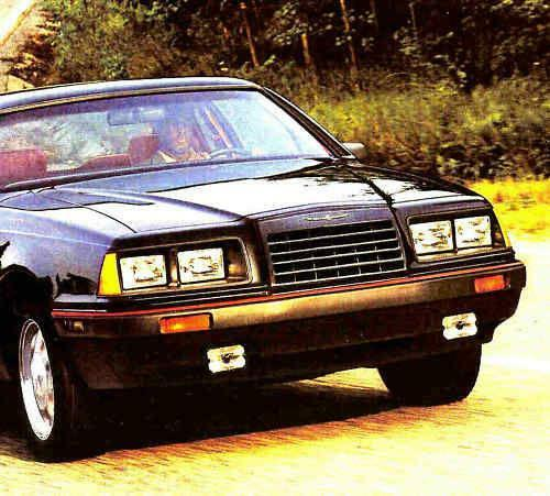 Ford 2 3 Turbo T Bird: Ford Thunderbird Turbo Coupe
