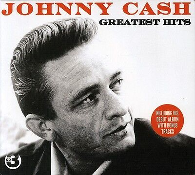 Johnny Cash   Greatest Hits  New Cd  Uk   Import