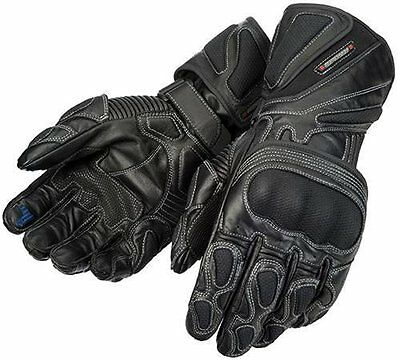 Fieldsheer Legend Gauntlet Motorcycle Gloves](Gauntlet Gloves)