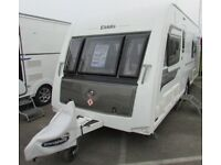 2014 model Elddis 540 Rambler Special Edition Purchased new in 2015 March Excellent condition
