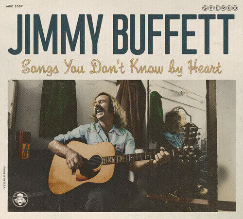 Jimmy Buffett **Songs You Dont Know By Heart **BRAND NEW FACTORY SEALED CD