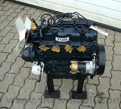 Dieselmotor Motor Kubota V1200 28,5PS 1237ccm gebraucht BHKW Diesel (Kubota Diesel Motor)
