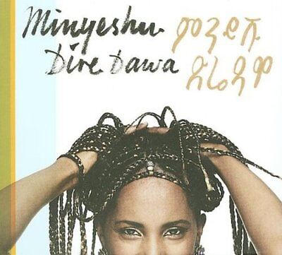 MINYESHU - DIRE DAWA [DIGIPAK] * NEW CD