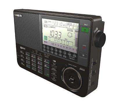 Sangean ATS-909X Radio Tuner - 27 x FM, 9 x LW, 18 x MW, 352