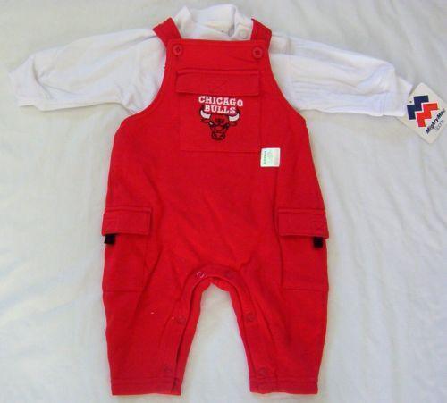 3b76e4181 Chicago Bulls Baby Clothes