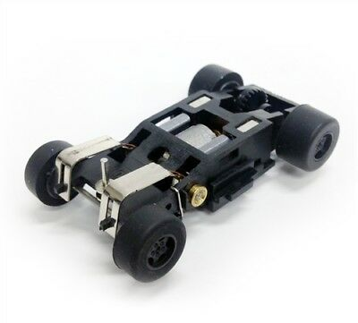 AUTO WORLD Super III Complete HO Scale Slot Car Chassis PSCS3-029