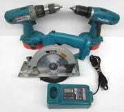 Makita 18V Saw