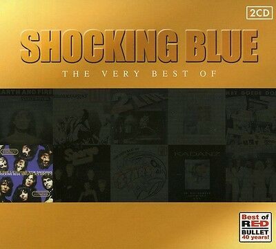Shocking Blue   Singles As   Bs  New Cd  Holland   Import