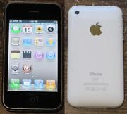 Apple iPhone 3G 8GB Black Unlocked & Jailbroken