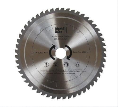 Metal Cutting Circular Saw Blade Ebay
